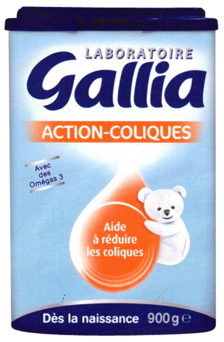 GALLIA ACTION COLIQUE 900G