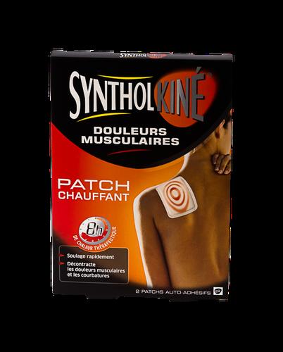 SYNTHOLKINE PATCH CHAUFFANT PETIT MODELE 2 UNITES