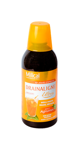 MILICAL DRAINEUR ULTRA AGRUM 500ML