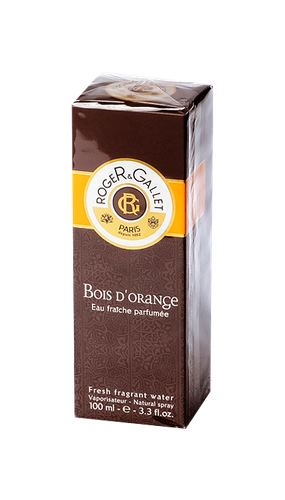ROGER GALLET EAU DOUCE BOIS ORANGE VAPO100ML