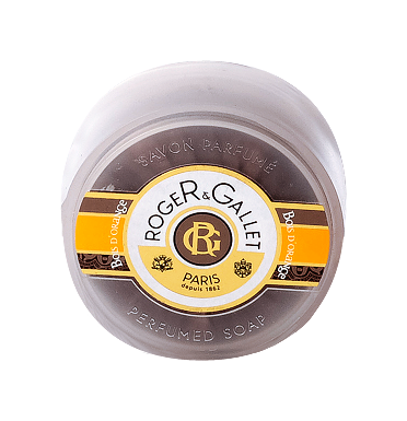 ROGER GALLET SAVON TOILETTE BOIS ORANGE 100G