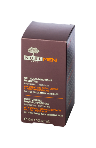 NUXE MEN GEL MULTI-FONCTION HYDRATANT & MATIFIANT 50ML