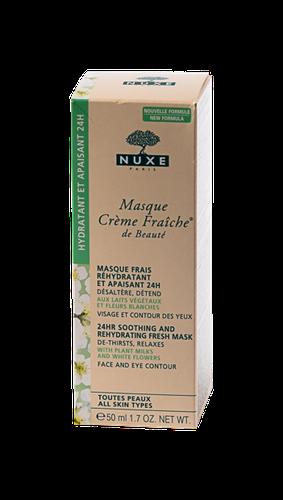 NUXE CREME FRAICHE DE BEAUTE MASQUE 50ML