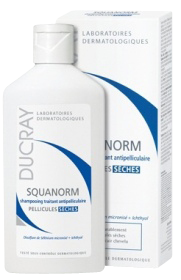 SQUANORM SHAMPOOING ANTI-PELLICULAIRE CHEVEUX SECS 200ML