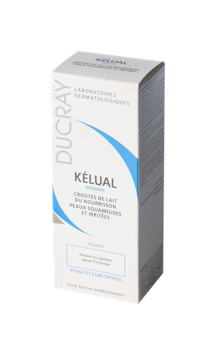 KELUAL EMULSION TUBE 50ML