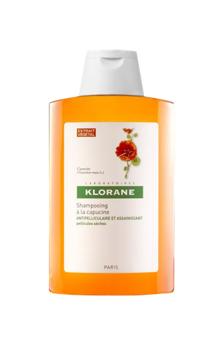 KLORANE SHAMPOOING ANTI PELLICULAIRE À LA CAPUCINE 200 ML