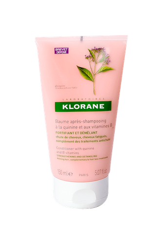 KLORANE APRES-SHAMPOOING BAUME FORTIFIANT QUININ150ML