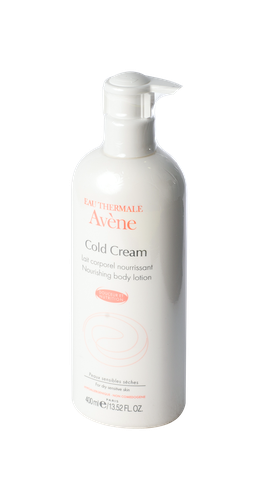 AVENE LAIT CORP COLDCREAM 400 ML
