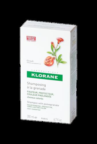 KLORANE SHAMPOOING GRENADE 200 ML