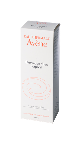 AVENE GOMMAGE DOUX CORPOREL TUBE 200 ML