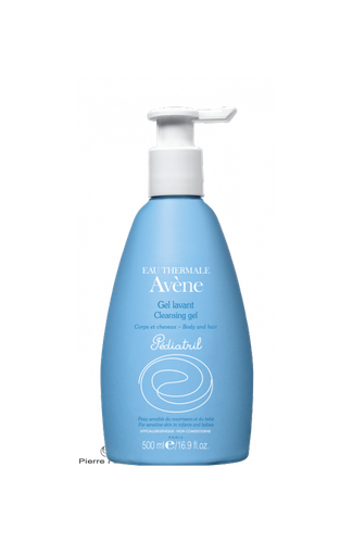 AVENE PEDIATRIL GEL LAV TB500ML