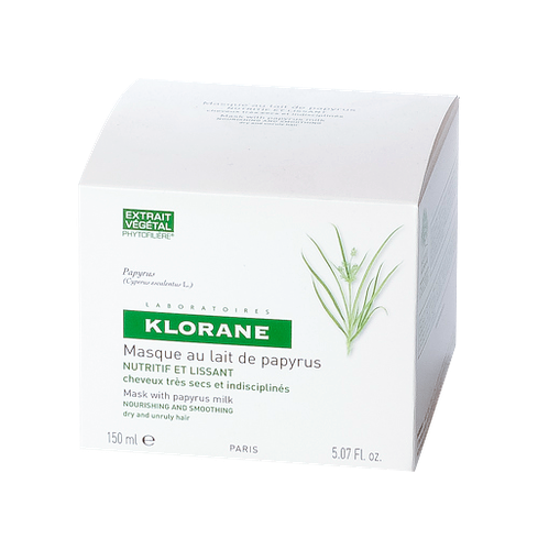 KLORANE MASQUE LAIT PAPYRUS 150ML