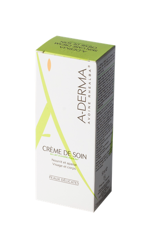 A-DERMA CR SOIN LAIT AVOINE 50ML