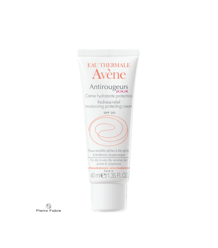 AVENE CR RICHE A/ROUGEUR TB40ML