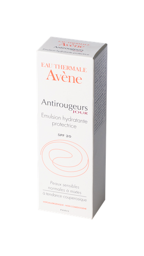 Avène ANTIROUGEURS JOUR EMULSION HYDRATANTE PROTECTRICE