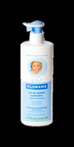 KLORANE BEBE LAIT TOILETTE PROTECTEUR 500ML