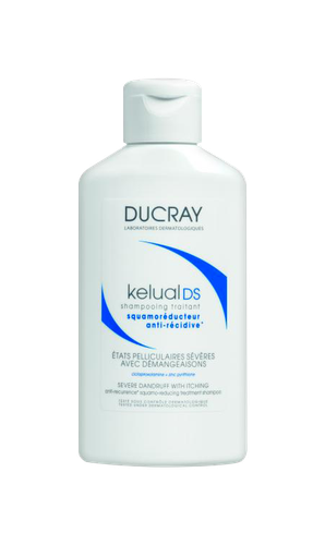 KELUAL DS SHAMPOOING ANTI-PELLICULAIRE 100ML