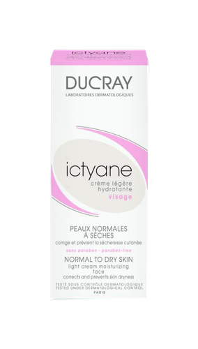 ICTYANE CREME LEGERE 50ML