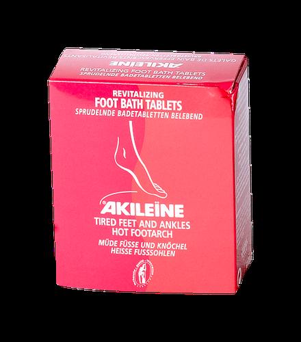 AKILEINE GALETS EFFERVESCENTS REVITALISANTS BOITE 6 GALETS
