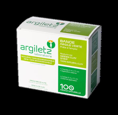 ARGILE VERTE ARGIL BDE 5MX8,5CM 2