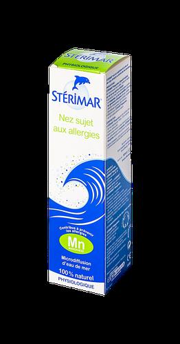 STERIMAR MANGANESE NEZ SOLUTION NASALE 100 ML