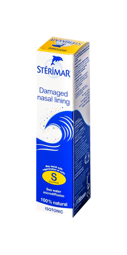 STERIMAR SOUFRE SOLUTION NASALE 100ML