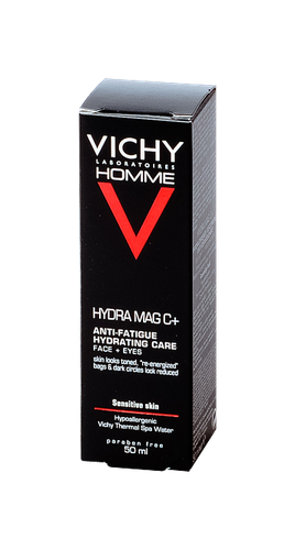VICHY HOMME HYDRA MAG C+ FL 50ML
