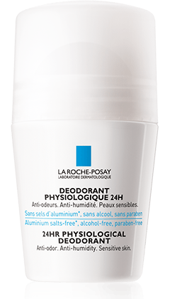 ROCHE POSAY DEO PHYSIOLOGIQUE 24H BILLE 50ML