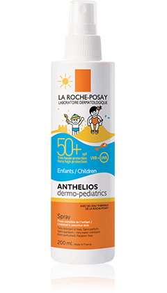 ANTHELIOS DERMO-PED SPRAY SPF 50+