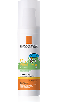 ANTHELIOS DERMO-PEDIATRICS LAIT BEBE SPF 50+, 50 ML