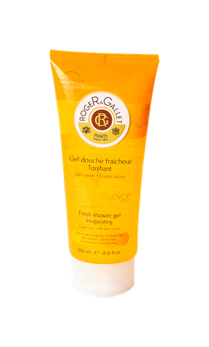 ROGER GALLET GEL DCH BOIS D'ORANGE 200ML