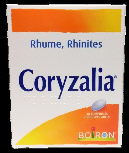 CORYZALIA 40 CPR