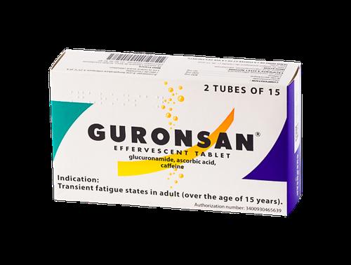GURONSAN CPR EFF 30