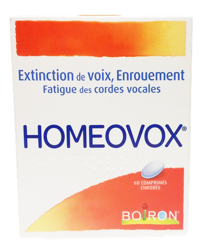 HOMEOVOX 60 CPR