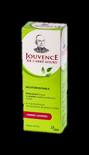 JOUVENCE ABBE SOURY SOLUTION BUVABLE 210ML