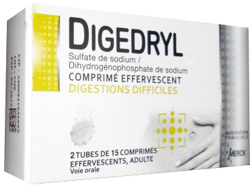 DIGEDRYL CPR EFF 2X15