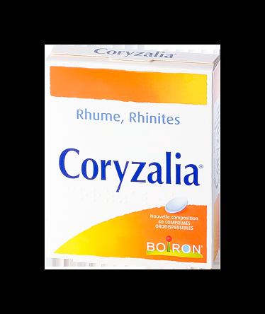 CORYZALIA 40 COMPRIMÉS