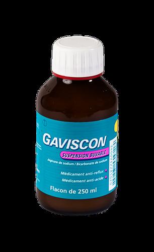 GAVISCON SUSP BUV FL 250ML