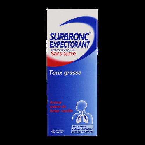 SURBRONC EXPECT SOL BUV S/S100ML
