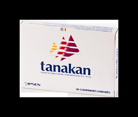 TANAKAN 40MG