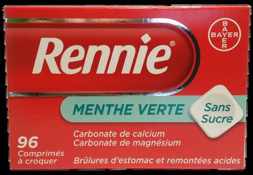 RENNIE 96 COMPRIMES A CROQUER S/S