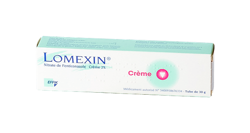 LOMEXIN 2% CREME TUBE 15G