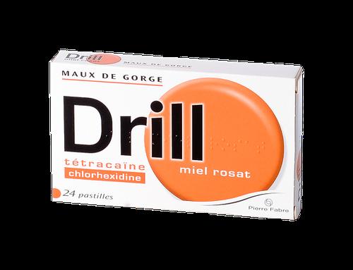 DRILL MIEL ROSAT 24 PASTILLES