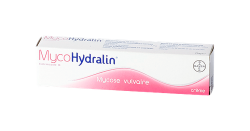 MYCOHYDRALIN 1% CREME TUBE 20G