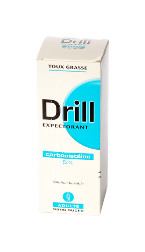 DRILL EXPECTORANT ADULTE SIROP 200ML