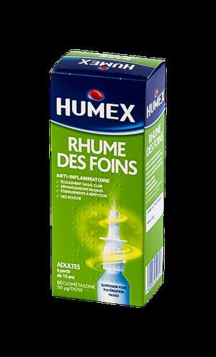 HUMEX RHUME FOINS 100 PULVERISATIONS
