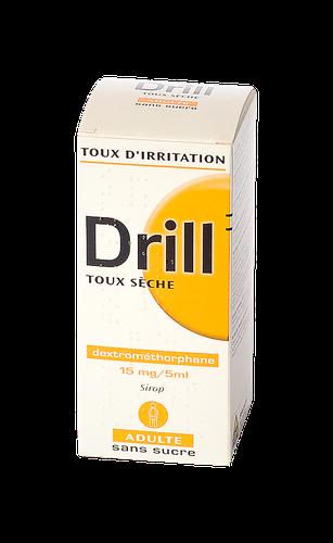 DRILL TOUX SECHE ENFANT