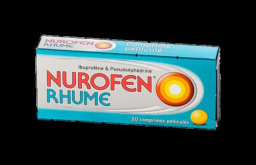 NUROFEN RHUME CPR 20