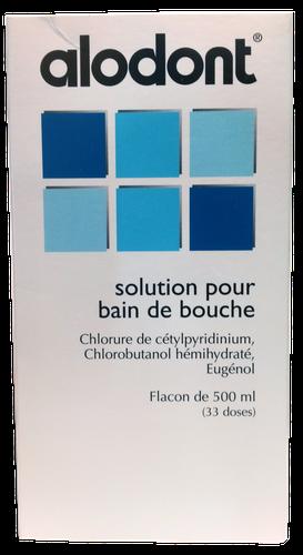 ALODONT BAIN BOUCHE 500ML