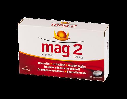 MAG 2 100MG CPR 60